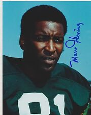 8x10 SIGNED PHOTO  #717 -  SPORTS - FOOTBALL - MARV FLEMING - PACKERS