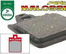 2 Plaquettes de frein Avant MALOSSI MHR Piaggio MP3 400 500 Zip Vespa ET2 ET4
