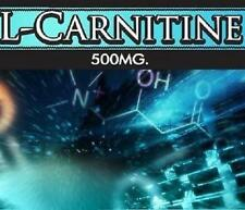 L-Carnitine Pills Fat Loss Energy Weight Loss Tablets Muscle Growth Diet Burner