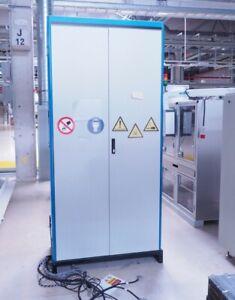 Horiba Gasschrank Fluido Delivery Moduli FDM 1000 + Control Rack