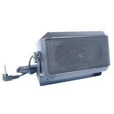 Rectangular 3.5mm plug 5W external speaker CB speaker