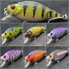 4.7g Crankbait Fishing Lure Artificial Hard Bass Fishing wobbler Lures Fish W7S3