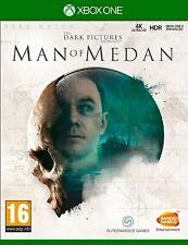El Hombre Oscuro imágenes Antología de Medan XBOX Videojuego Original UK release One