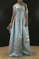 Abito da Cerimonia Donna X&M 8151 Evening Cocktail Dress Elegant Taglia 50 IT