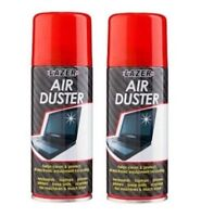 3 x 200ml Compressed Air Duster Cleaner Can Canned Laptop Keyboard Mouse Phones