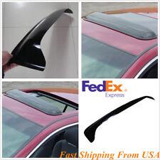 Car Sunroof Moon Roof Protector Visor Cover Rain Wind Deflector Shield 92cm/36''