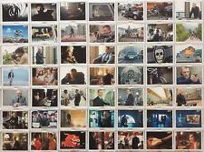James Bond Autographs & Relics Skyfall Base Card Set 110 Cards
