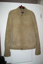 Abercrombie & Fitch-men`s beige jacket.M/L.Cotton.Slightly used.