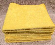 """6 PCs Large Plush Microfiber Towel,Car Bicycle Home Washing & Drying, 16"""" X 16"""""""
