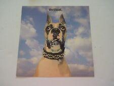 Thrillcat. Cardboard LP Record Photo Flat 12X12 Poster