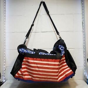Martial Arts Protection Size 2 Chest Protector Shin Forearm Head Gear Duffel Bag