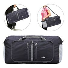 Multifunction Duffle Bag w/Strap Travel Sports Gym Camping Work School Carry On