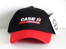 Case IH Black / Red Chino Men's Cap