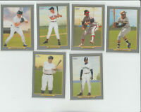2020 Topps Series 2 - TURKEY RED INSERTS U Pick From List Complete Your Set!