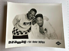 DJ Jazzy Jeff and the Fresh Prince 8x10 promo press kit photo