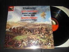 EMI ASD 2894: TCHAIKOVSKY 1812 Overture / Romeo & Juliet / Marche Slave: PREVIN