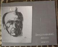 2012 ✤ LOUIS DE VERDAL ✤ Carnets de DESSINS N°2