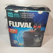 Fluval 406 100 US Gal External Aquarium Canister Filter