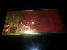 Bank of China 100 Hong Kong Dollar Commemerative Note