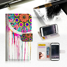 Dream Catcher Wallet TPU Case Cover For OPPO F1S-- A015