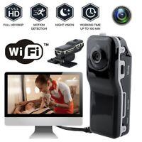 MD80 Mini DV Camcorder DVR Bike Motorbike Camera Video Audio Recorder D/