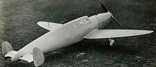 Fieseler Fi-157 Germany Unmanned Aerial UAV Aircraft Desktop Wood Model Small
