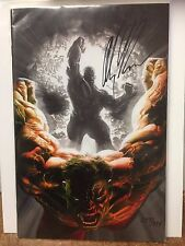 Incredible Hulk #600 Dynamic Forces DF Alex Ross Virgin Variant w/ COA - VF