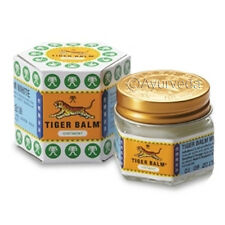 Tiger Balm HR Muay Thai Herbal Thailand Warming Massage Ointment Ache Pain 19.4g