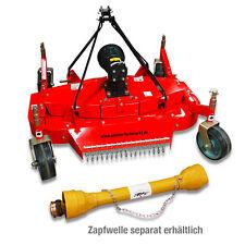 Traktor Schlepper Sichelmäher Sichelmulcher Mähwerk Mulchgerät Mulcher 120 cm