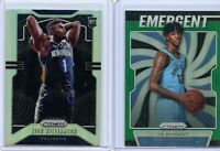 2019/20 PANINI Prizm, Hoops RC Rookie Card Random RePACK Cards - Zion, Morant