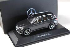 1:43 Spark Minimax Mercedes GLC X253 grey DEALER NEW bei PREMIUM-MODELCARS