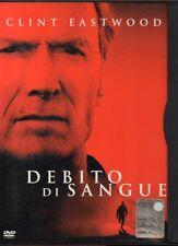 DEBITO DI SANGUE - DVD (USATO EX RENTAL)