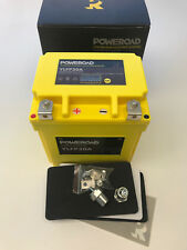 Powersports Lithium Starter Battery YLFP30A 625CA Only 2.6 KG
