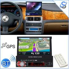 RK-7158G 1 DIN Car Radio 7 inch Touch Screen MP5 Bluetooth GPS Rear View Camera