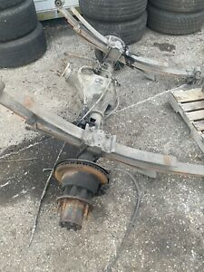 03 Ford F350 DRW DUALLY  Rear End Axle