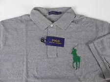 Polo Ralph Lauren Short Sleeve SS Big Pony 100% Cotton Mesh Polo Shirt $110 NWT