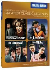 TCM Greatest Classic Legends Film Collection: Elizabeth Taylor & Richa