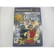 Legend Of The Dragon - Playstation 2 - Nuevo a Estrenar - 5743211850662 - New