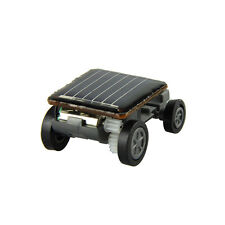 Voberry Educational Solar Powered Vehicle Solar Car Educational Kit Toys Gift
