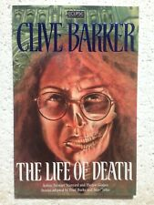 THE LIFE OF DEATH New Murders Rue Morgue CLIVE BARKER Eclipse Graphic Novel 1993