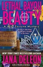 Miss Fortune Mystery: Lethal Bayou Beauty Bk. 2 by Jana DeLeon (2013, Paperback)