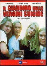 Il giardino delle vergini suicide- COPPOLA -Film in DVD -2003 / 98 minuti -ST577
