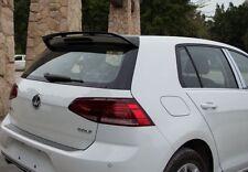 VW GOLF VII MK7  REAR/ROOF SPOILER (2014-2017)  - 3&5 DOOR