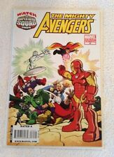 THE MIGHTY AVENGERS MARVEL NO. #30 SUPER HERO SQUAD VARIANT NM+9.6 OR BETTER