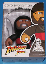 MIGHTY MUGGS INDIANA JONES CAIRO SWORDSMAN  NEW MIB