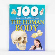 100 Choses Que Vous Devez Savoir Sur le corps humain par Parker De Steve Livre