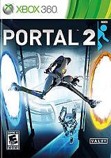 Portal 2 (Microsoft Xbox 360, 2011)