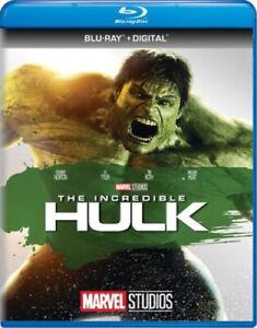 The Incredible Hulk [Blu-ray] - DVD - Free Shipping. - New