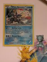 White Kyurem | Holo | NM/M | XY Fates Collide 21/124 | Rare | Pokemon