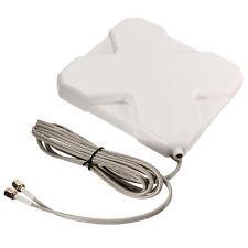 GPRS GSM 4G LTE 35dBi dell'antenna ripetitore del segnale Spina maschio SMA F8P4
